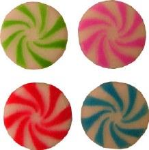 Sugar Decorations: Pinwheel Ca