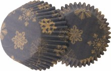 Baking Cups: Snowflakes/45