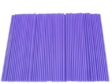 Lolly Sticks 41/2' Purple 50pk