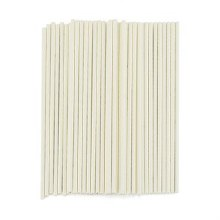 Lolly Sticks 8' White 20/pkg