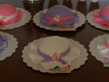 Supply Kit For Mini Hat Cake