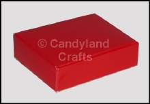Die Cut Blank Red Box/5