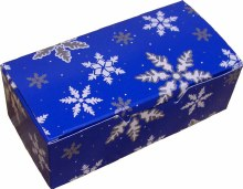 1 Lb Snowflakes Blue Box/5