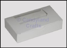 1/2 Lb White Window Box/5