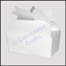 Small White Bow Box/5