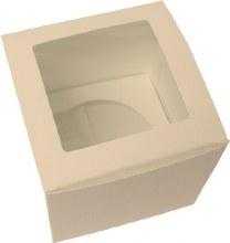 Mini Cupcake Box With Window/5