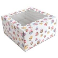 Cupcakedesignbox W/6cav Insert