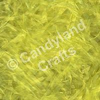 Shredded Grass: Yellow 2 Oz