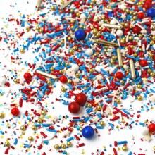 Sprinkle Pop Old Glory 4oz