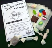 Confectionerytwist Wax Pap/200