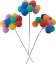 Circus Balloons 3/pkg