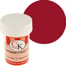 Powdered Food Color: Red