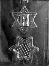Life of the Party Star Of David Pour Box