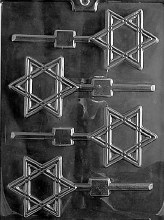 Life of the Party Star Of David Lolly