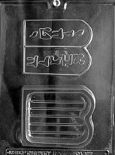 Life of the Party Ten Commandments Box