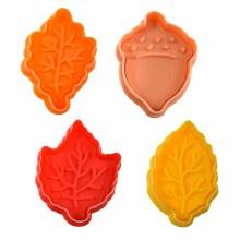 Leaves Cookie Stamper