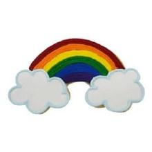 """Rainbow 4.75"""" Cc"""