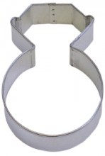 R & M International Metal Cutter: Ring W Diamond
