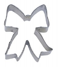 R & M International Cookie Cutter: Bow