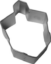 R & M International Dreidle Cookie Cutter 3'