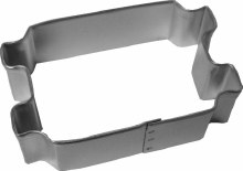 R & M International Cookie Cutter: Torah 3 1/4'