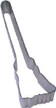 R & M International Metal Cutter Witch's Broom