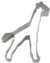 R & M International Metal Cutter: Giraffe