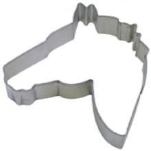R & M International Metal Cutter: Horse Head