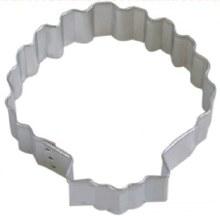 R & M International Metal Cutter: Sea Shell