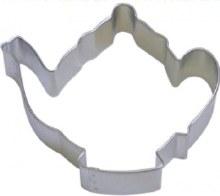 R & M International Metal Cutter: Tea Pot