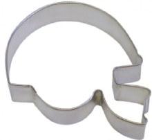R & M International Metal Cutter: Football Helmet