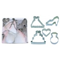 Bridal  5pc Cc Set