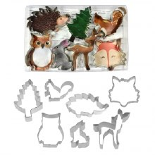 Woodland Animal7pc Set