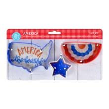 America Cookie Cutter Set
