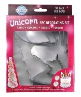 Metal Cutter : Unicorn Bake 5p