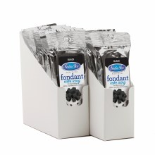 Satin Ice Black Vanilla Fondant - 4.4oz