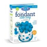 Blue Vanilla Fondant 24oz