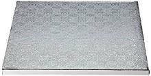 Whalen 10x10 Silversquaredrum1/2thick