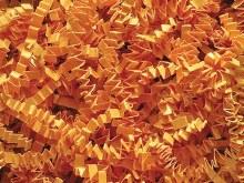 Crinkle Cut Grass Orange 2 Oz