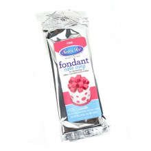 Satin Ice Pink Vanilla Fondant - 4.4oz
