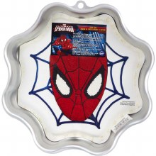 Wilton Spider-man Cake Pan