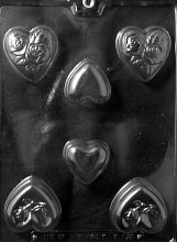 Life of the Party Heart Assortment