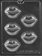 Life of the Party Lips Cookie Mold