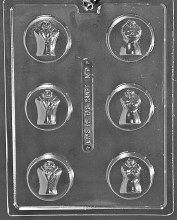 Life of the Party Bride And Groom Cookie Mold