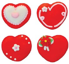 Whimsey Hearts