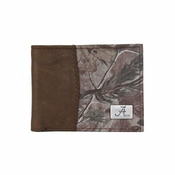 Camo Bi-fold Wallet