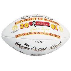 2001 Defensive Back