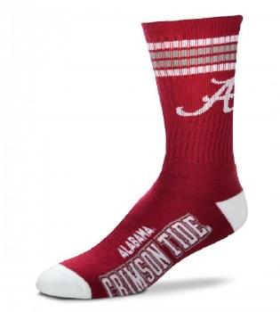 4 Stripe Socks