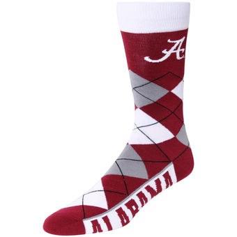 Alabama Argyle Socks