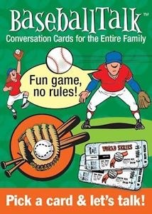 Baseball Talk Cards